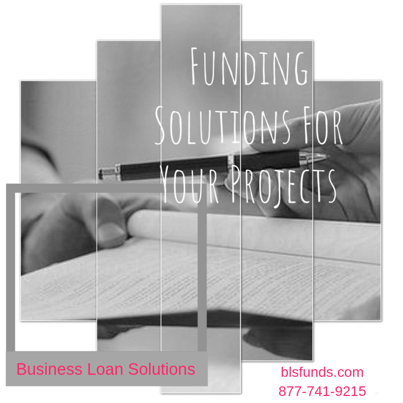 BUSINESS LOAN SOLUTIONS